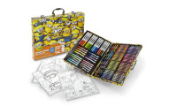 Crayola Despicable Me Inspiration Art Case