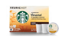 Starbucks Caramel Flavored K-cups