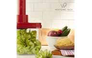 Win a Wolfgang Puck Electric Power Spiralizer