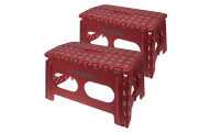2 Samsonite Wide Folding Stepping Stool