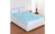 "Authentic Comfort 3"" Orthopedic Mattress Toppers"