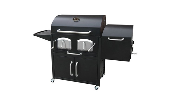 Smoky Mountain Bravo Premium Charcoal Grill and Smoker