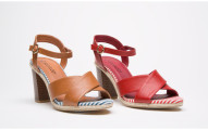 Sociology Women's Block-Heel Strappy Sandals