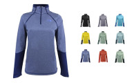 The North Face Women's 100 Cinder Zip Pullover