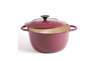 The Pioneer Woman 5-Quart Cast Iron Dutch Oven