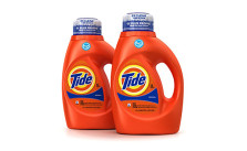 2 Pieces Tide Liquid Laundry Detergent