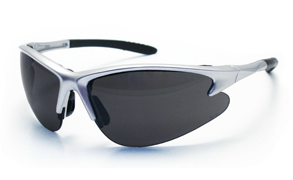 Wrap-Around Safety Glasses with UV Protection