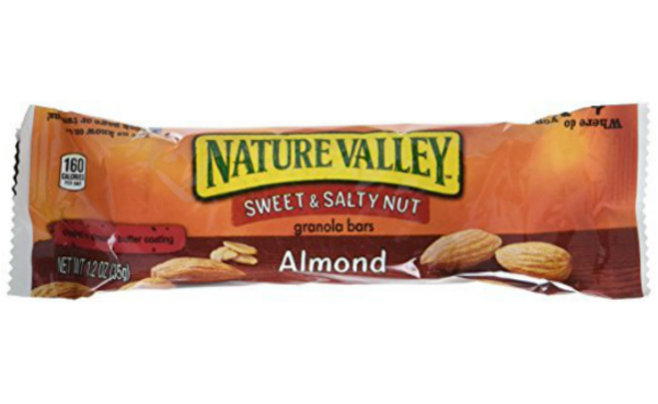 Nature Valley Almond Bars