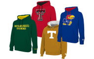 E5 NCAA Hoodies