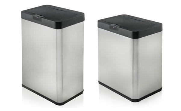 Modernhome Motion-Activated Adaptive Sensor Trashcan