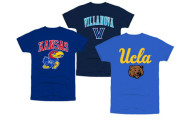 NCAA Men's Short Sleeve Tees