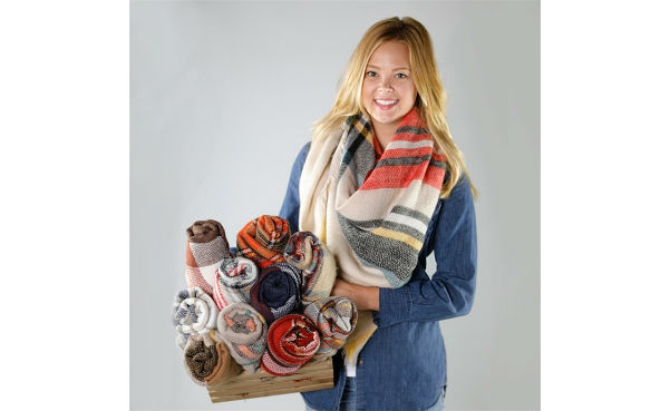 New Styles Original Blanket Scarf