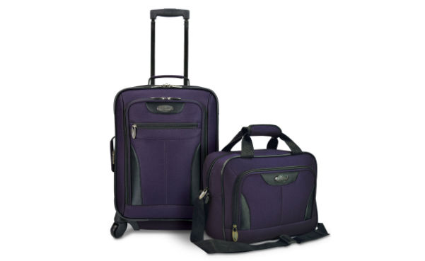 US Traveler Charleville 2pc Carry-