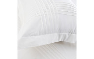 3-Piece Hotel Collection Chester Percale Duvet Cover