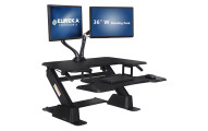 Eureka Ergonomic Height-Adjustable Standing Desk