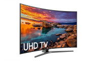 Samsung Electronics Curved 65-Inch 4K Smart TV