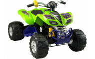 Power Wheels Nickelodeon Teenage Mutant Ninja Turtles, Kawasaki KFX