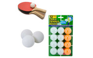 12 Pack Table Tennis Balls