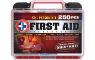 50 Piece First Aid Kit
