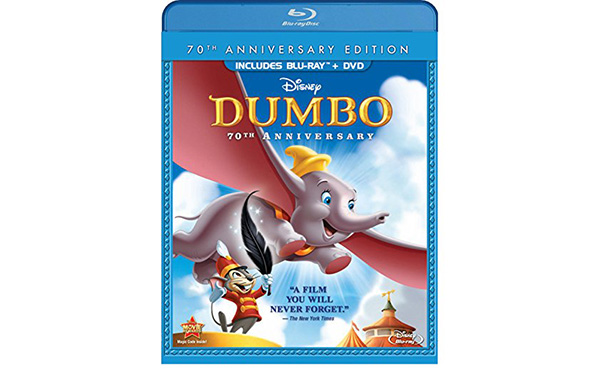 Dumbo 70th Anniversary Edition Blu-ray