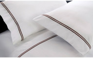 Elle 1200TC Cotton-Rich Sheet Set