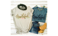 Fall Thankful Tees