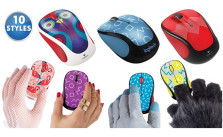 Logitech Party Collection Wireless Mouse