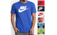 Nike Mens Crewneck T-Shirt