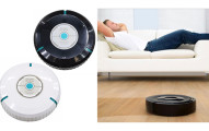 Robotic Smart Automatic Dust Cleaner