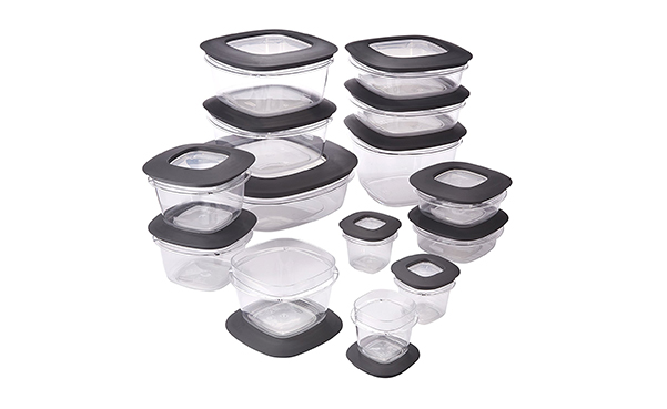 Rubbermaid Food Storage Containers Set