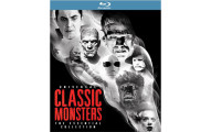 Universal Classic Monsters The Essential Collection