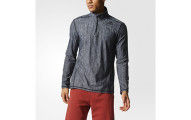 adidas Vertical Heathered Track Men's Jacket
