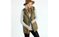 Fall Cargo Vest