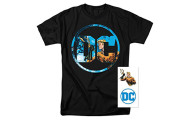 DC Comics Justice League T-Shirts and Stickers