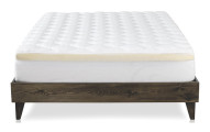 ExceptionalSheets Mattress Pad with Fitted Skirt