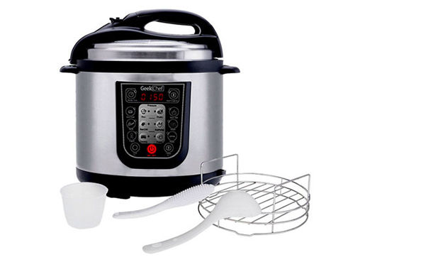 GeekChef 11-in-1 Multi-Functional Pressure Cooker
