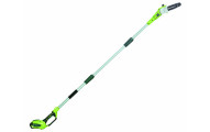 GreenWorks 8-Inch Cordless Pole Saw