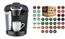 Keurig Brewer and 40 Count K-Cups