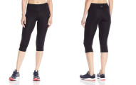 New Balance Women's Basic Capri Pants