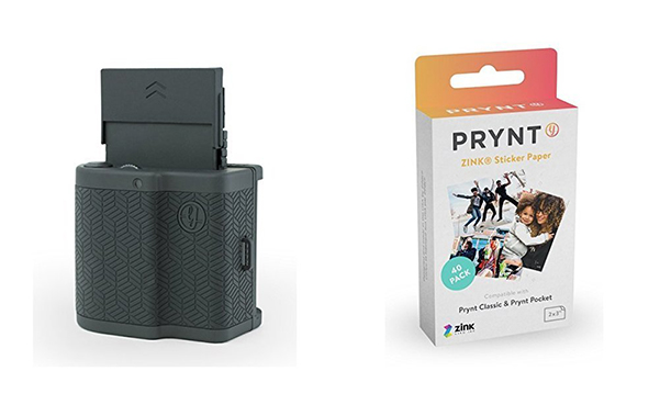 Prynt Pocket Graphite with Sticker Paper