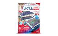 SpaceSaver Vacuum Storage Bags (5 Pack)