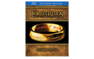 The Lord of the Rings Trilogy Blu-ray