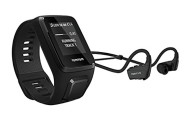 TomTom Fitness Watch with Bluetooth Headphones