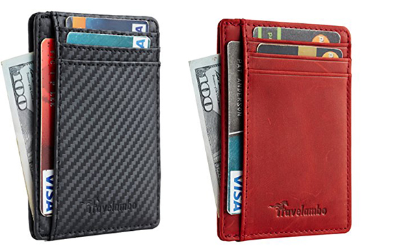Travelambo Front Pocket Wallet - Copy