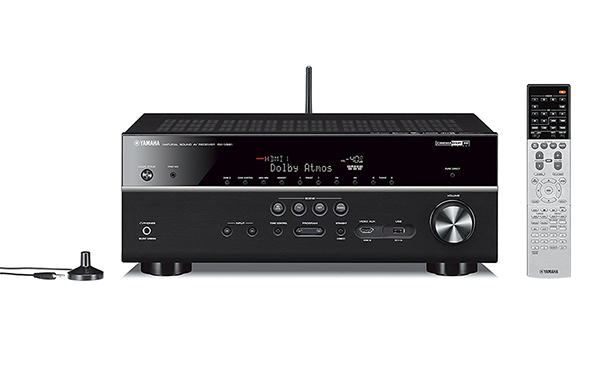 Yamaha 7.2-Channel MusicCast AV Receiver