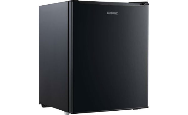 Galanz GL27BK 2.7 cu ft Single-Door Refrigerator