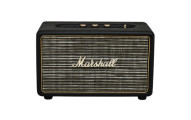 Marshall Acton Bluetooth Speaker w/ Bass & Treble Controls & Aux Input in Black