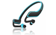 Motorola S11-HD Bluetooth Stereo Headphones - Blue