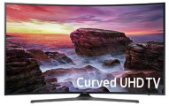 Samsung Curved 65-inch TV