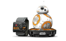 Sphero R001SUS Special Edition Star Wars BB-8 App-Enabled Droid with Force Band